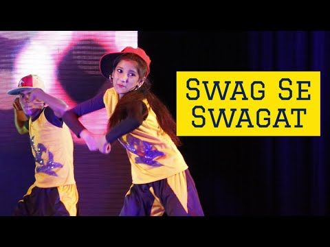 Swag Se Swagat Song | Tiger Zinda Hai | | dance cover by tanishk dance academy