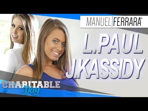 Lena Paul et Jill Kassidy - CharitableDay 2018