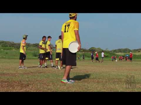 Metate vs Disco Stu Torneo Nacional AJUC 2016
