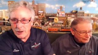 Track Talk Live: 2nd March 2017 Model Railroad Q&A
