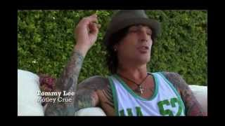 Tommy Lee About Ozzy Osbourne(RUS)
