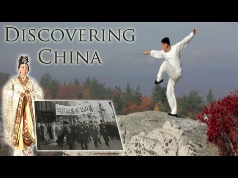 Discovering China - History of NYC Chinatown, NTD Competitions Kick off, Ang Lee Interview