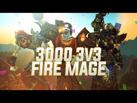 HANSOL RANK 1 FIRE MAGE: 3000 RATING