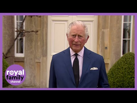Prince Charles: 'My Dear Papa Was a Very Special Person' - The Royal Family Channel