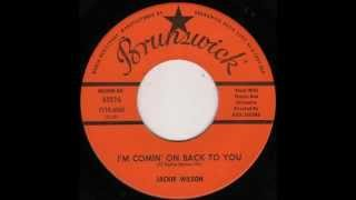 Jackie Wilson..... I