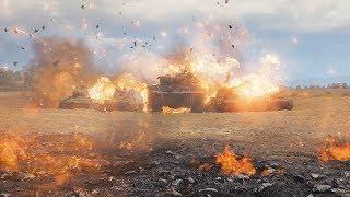 World of Tanks Cinematic Trailer (2018 - 1.0.0 - best version)