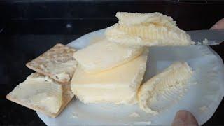 Aprenda a Fazer Manteiga Caseira – Super Fácil de Fazer