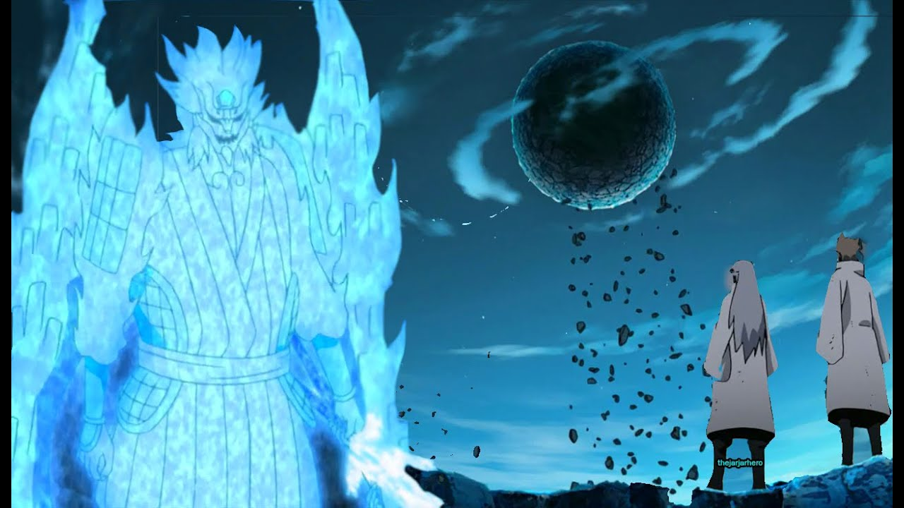 Dragon ball vs naruto - 3 8