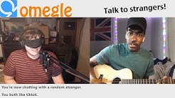 my friends tell me what to say on omegle.
