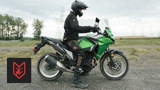 Kawasaki Versys-X 300 Review at fortnine.ca