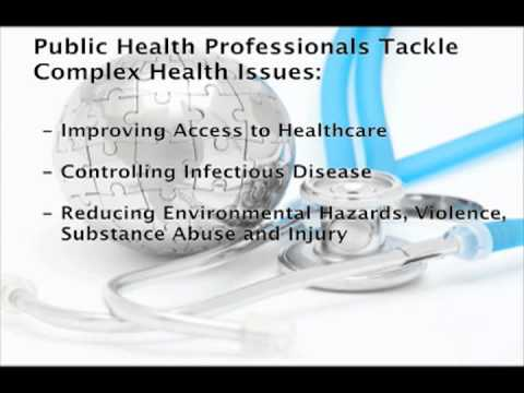Exclusive Video: How To Earn a Master of Public Health Degree Online