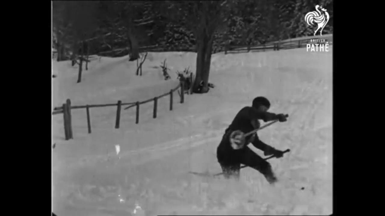 Suiza 150 años de turismo de nieve