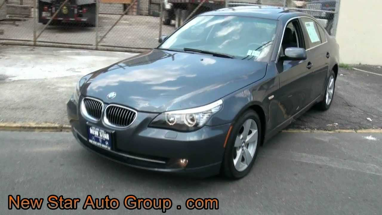 2008 Bmw 5 Series 528xi All Wheel Drive Sedan Youtube