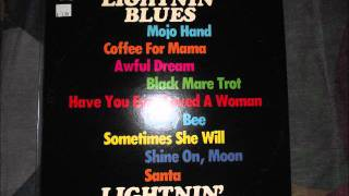 Lightnin Hopkins- Coffee For Mama (Vinyl LP)