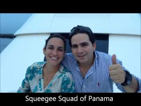 Squeegee Squad of Panama - Window Cleaning Franchise
