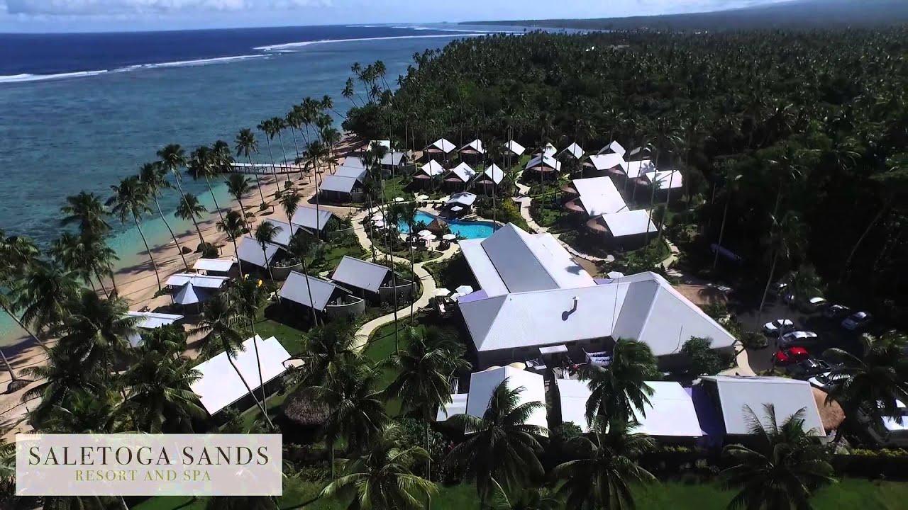 Rooms: Saletoga Sands Resort And Spa, Samoa