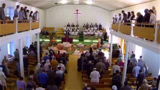 Богослужение в Мытищинской Церкви ЕХБ от 21.09.2014 - Праздник жатвы