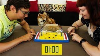 Настольная игра «БАСКЕТБОЛ» Играем! Ностальгия по 90-м // Let's Play Basketball board game(, 2017-08-10T05:55:03.000Z)