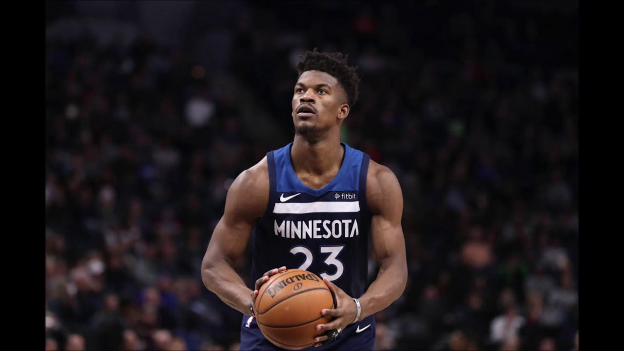 BREAKING Minnesota Trades Jimmy Butler To The 76ers