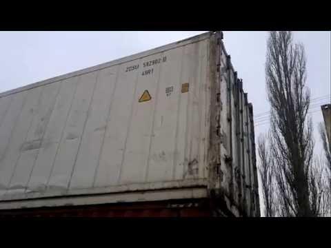 видео: Рефрижераторный контейнер продажа 40 фут 592902