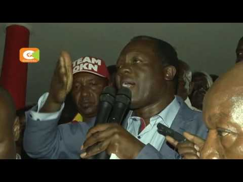 Tensions rise ahead of Jubilee Friday's nominations