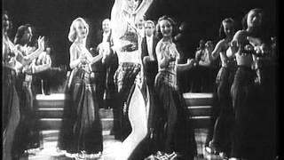 Elfie Mayerhofer & Tanzgirls : Ich möchte reich sein (Szene aus Das himmelblaue Abendkleid 1940)