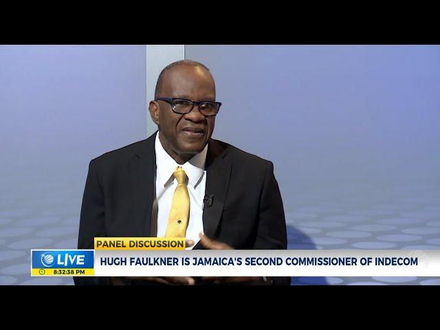 Meet INDECOM'S New Commissioner  | Panel Discussion  | CVMTV