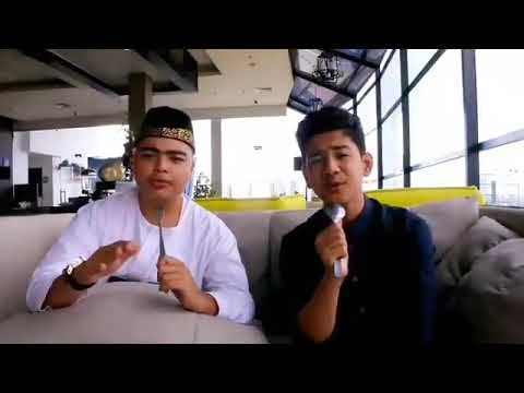 Syakir Daulay feat Ameer Azzikra ( Beatbox cover )