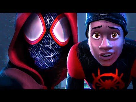 Un nouveau film SPIDERMAN avec Miles Morales ! (2018)