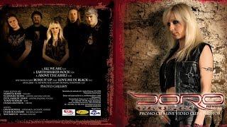 DORO & WARLOCK REVIVAL - Earthshaker Rock (2008)