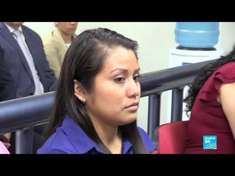 Inicia el segundo juicio contra  Evelyn Hernández, la joven salvadoreña señalada por abortar