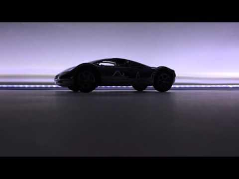 Audi Avus quattro Special Edition 1991 1:18 scale (Revell)