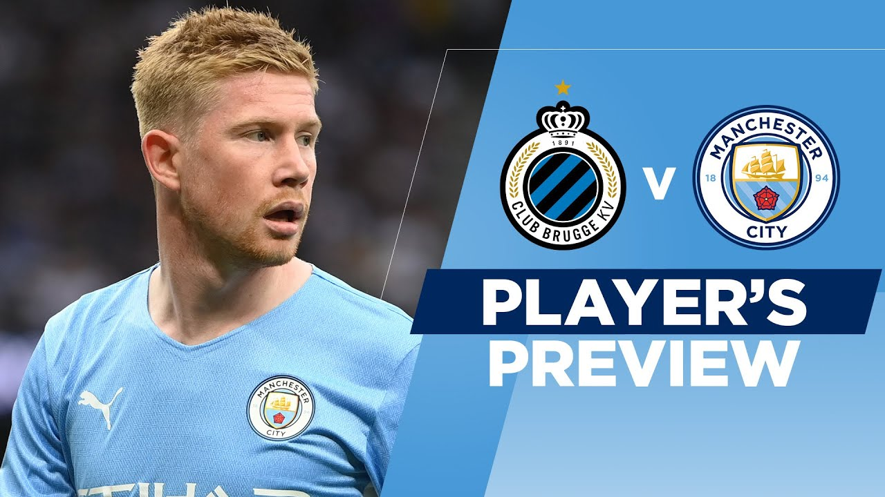 KDB on the best player in the world..?   CL Press Conference   Kevin De Bruyne & Pep Guardiola