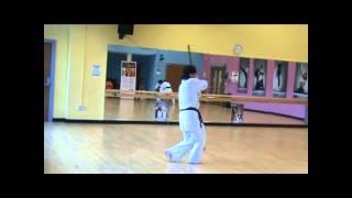 Ruach Karate Bo Kata