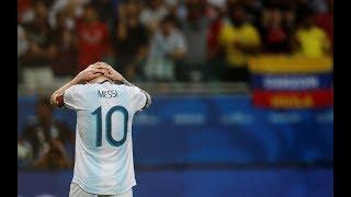 Copa America : Première déconvenue pour Messi et l'Argentine