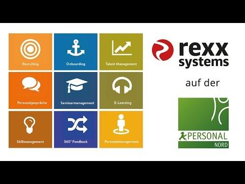 rexx systems auf der Personal Nord 2017