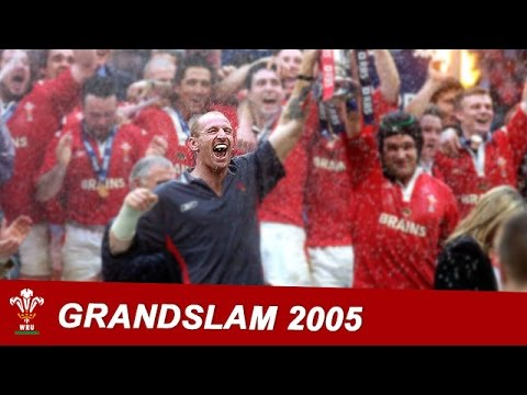 The best of moment of Wales' 2005 Grandslam | WRU TV