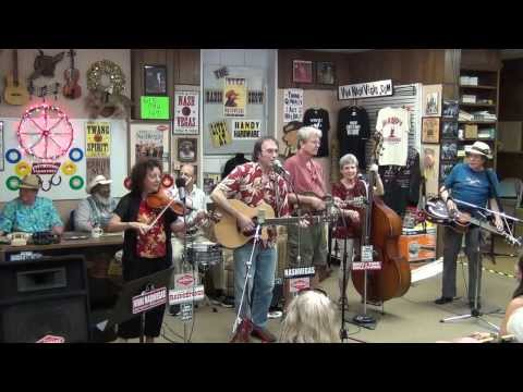 Shelby Bottom String Band Perform: