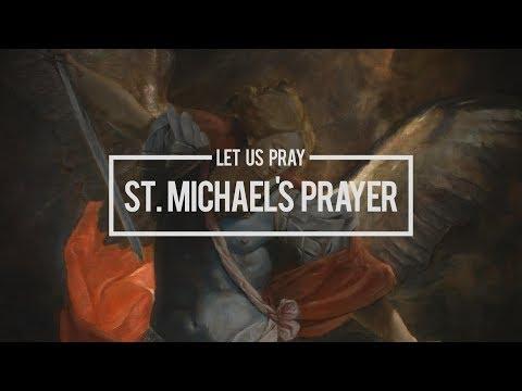 Pray | The Saint Michael Prayer