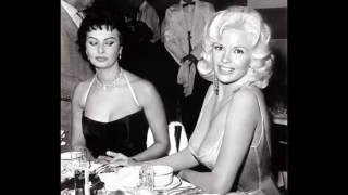 Sophia Loren and the Original Side-Eye