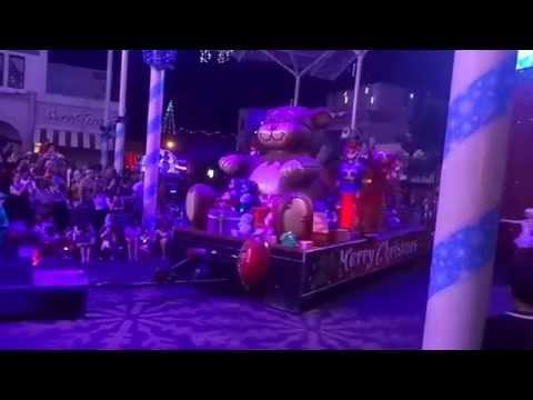 White Christmas Gold Coast Movieworld