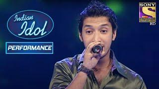 Amit ने दिया 'Main Hoon Jhoom' पे मज़ेदार Performance   Indian Idol Season 3