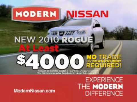 Modern Nissan Of Concord   Bottom Line Sales Event   July 2010