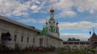 Толгский монастырь(Толгский женский монастырь. Посещение в августе 2015 года. Обитель находится недалеко от Ярославля, на левом..., 2016-03-03T16:10:19.000Z)