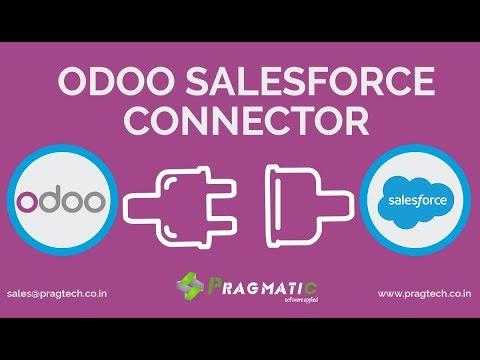 Odoo Salesforce Connector