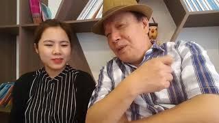 한국회사근무하는 붕타우출신통역  아가씨