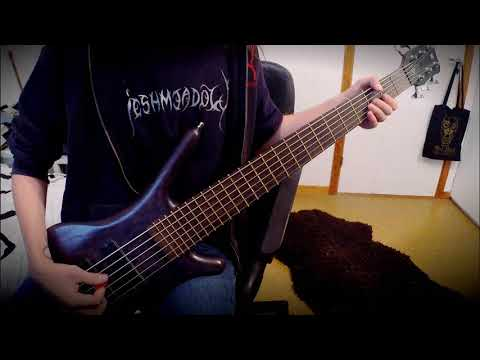 Megadeth - Countdown To Extinction (guitar Backing Track / Bass Cover)