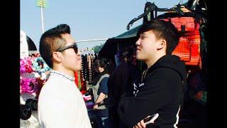 Rap Battling Hmong Rapper David Yang 2016