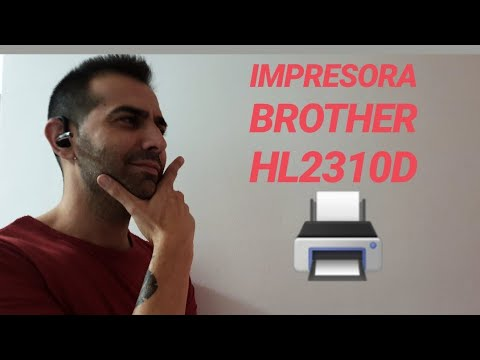 👁👁🥋 IMPRESORA LASER [BROTHER HL-2310D] 😱😱😱IDEAL PARA TU USO DOMESTICO!!!🥋👁👁