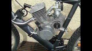 VFM montage moteur VTT étape 2
